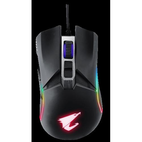 Фото Игровая мышь Gigabyte AORUS M5 Black