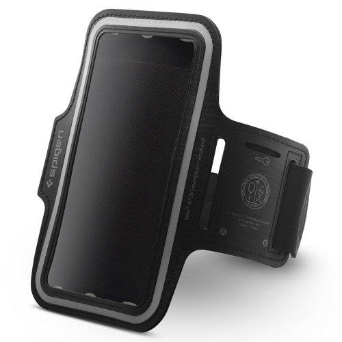 Купить Чехлы, Spigen Velo A700 Sports Armband 6 (000EM21193) Black