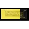 Фото Игровая клавиатура HATOR Rockfall Yellow Edition Outemu Mechanical Switches Red RU (HTK-603) Yellow