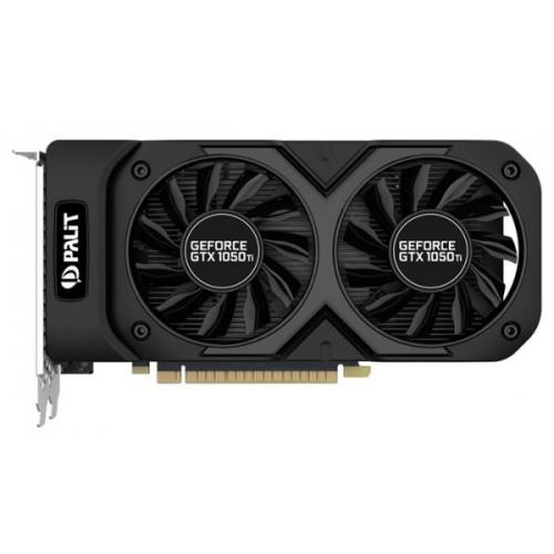 Фото Видеокарта Palit GeForce GTX 1050 Ti 4096MB (NE5105T018G1-1070D)