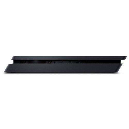 Фото Sony PlayStation 4 Slim 1TB HZD+GTS+GOW+PSPlus 3М (9785316) Black
