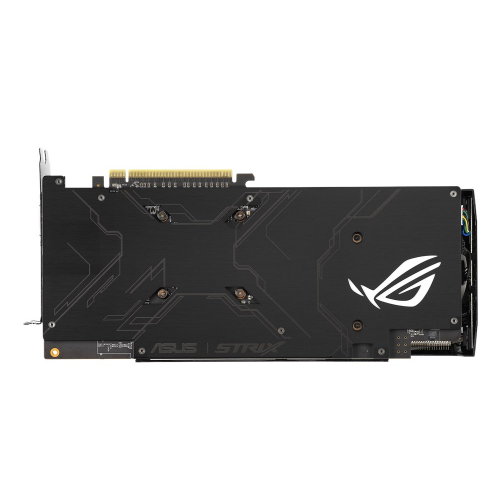 Фото Видеокарта Asus ROG Radeon RX 590 STRIX 8192MB (ROG-STRIX-RX590-8G-GAMING)
