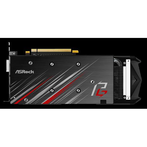 Фото Видеокарта AsRock Radeon RX 590 Phantom Gaming X OC 8192MB (PHANTOM GXR RX590 8G OC)