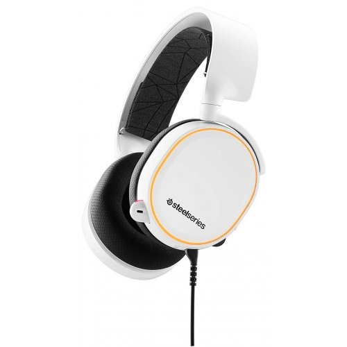 Фото Наушники SteelSeries Arctis 5 2019 Edition (61507) White