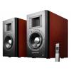 Фото Акустическая система Edifier AirPulse A300 Active Bookshelf Speaker Black/Brown
