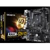 Gigabyte GA-A320M-S2H V2 (sAM4, AMD B350)