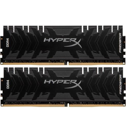 Фото HyperX DDR4 32GB (2x16GB) 3200Mhz Predator (HX432C16PB3K2/32)