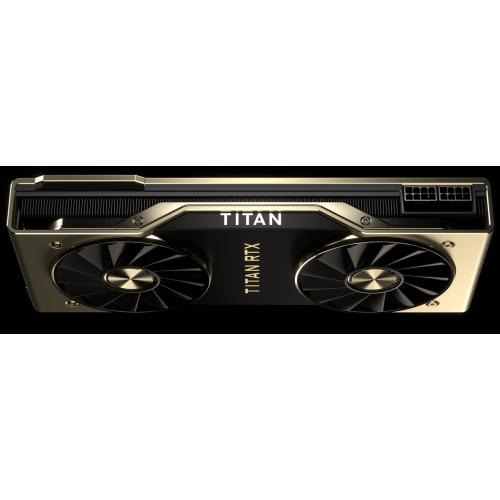 Фото Відеокарта Nvidia TITAN RTX 24576MB (TITAN RTX)