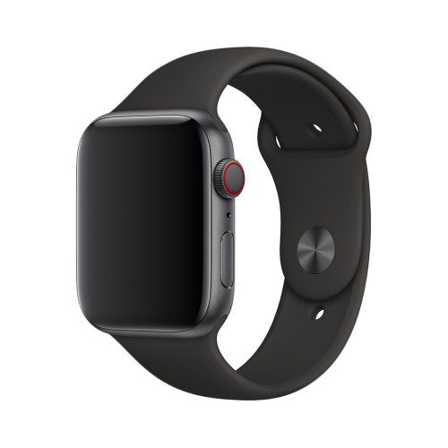 Фото Apple Sport Band for Apple Watch 44mm (MTPL2) Black