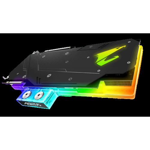 Фото Gigabyte GeForce RTX 2080 Ti AORUS XTREME WATERFORCE WB 11264MB (GV-N208TAORUSX WB-11GC)