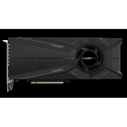 Фото Видеокарта Gigabyte GeForce RTX 2080 Ti Turbo 11264MB (GV-N208TTURBO-11GC)