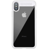 Фото Чехол Baseus для Apple iPhone X Suthin (ARAPIPHX-SB02) White