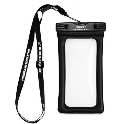 Фото Чехол Remax для Apple iPhone (6 inches) Waterproof (CS-RT-W2-BLACK) Black