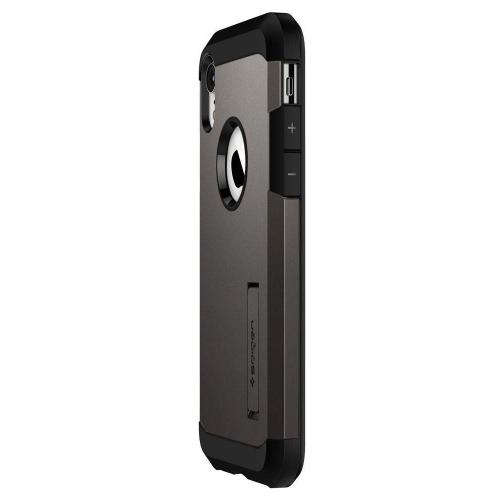 Фото Чехол Spigen для Apple iPhone Xr Tough Armor (064CS24877) Gunmetal