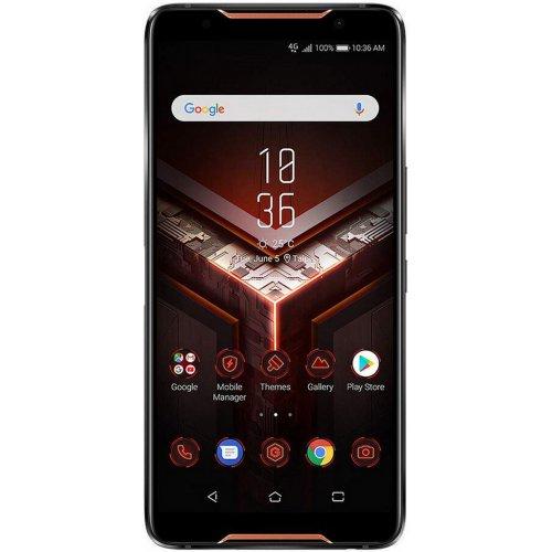 Фото Смартфон Asus ROG Phone 8/128GB (ZS600KL-1A032EU) Black