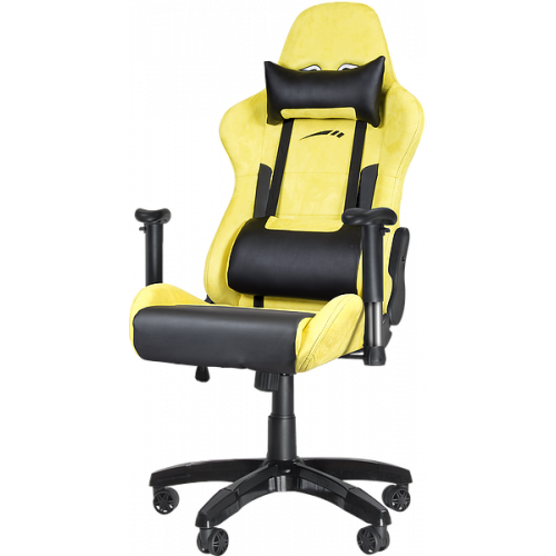Фото Игровое кресло SPEEDLINK Regger Gaming Chair (SL-660000-YW) Yellow/Black