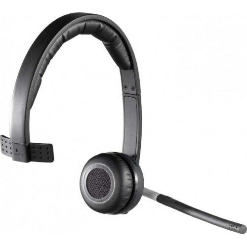 Купить Наушники, Logitech H650e Mono (981-000514) Black