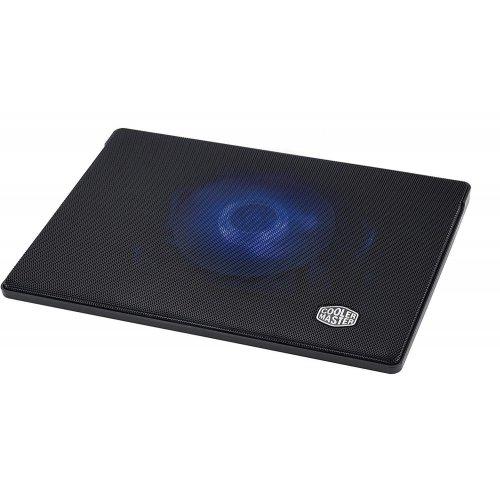 Фото Подставка для ноутбука Cooler Master NotePal I300 Blue LED (R9-NBC-300L-GP) Black