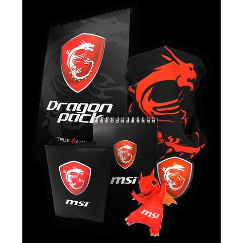 Фото Набор MSI Dragon Pack