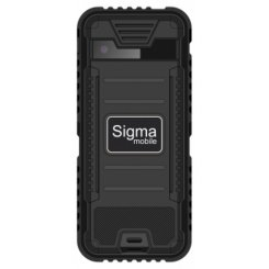 Фото Мобильный телефон Sigma mobile X-treme IP68 (3600 mAh) Black