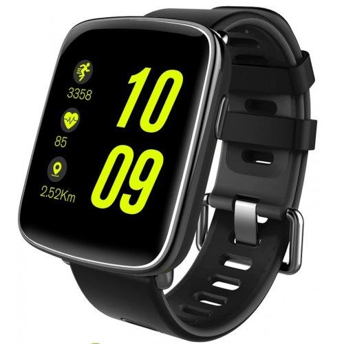 Купить Умные часы, Nomi W20 Black
