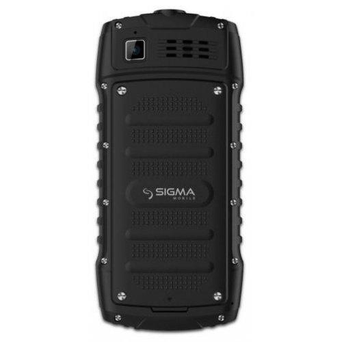 Фото Мобильный телефон Sigma mobile X-treme IZ68 Boat Black