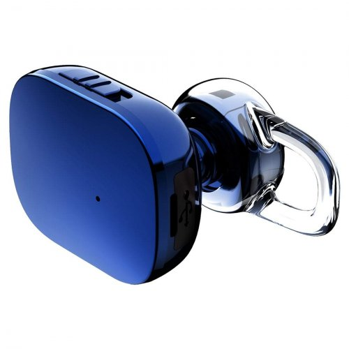 Фото Bluetooth-гарнитура Baseus A02 Encok Mini Wireless Earphone (NGA02-03) Blue