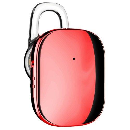 Фото Bluetooth-гарнитура Baseus A02 Encok Mini Wireless Earphone (NGA02-09) Red