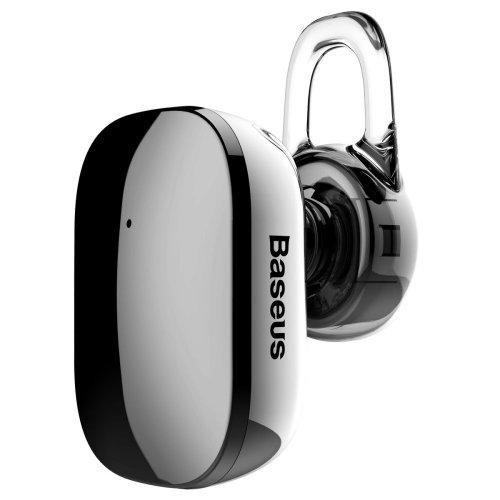 Фото Bluetooth-гарнитура Baseus A02 Encok Mini Wireless Earphone (NGA02-0A) Tarnish
