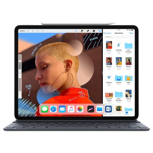 Фото Планшет Apple iPad Pro Wi-Fi 11 1024GB (MTXW2) Silver
