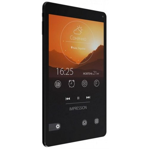 Фото Планшет Impression ImPad M101 10.1 1/8GB 3G Black