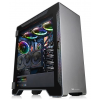 Thermaltake A500 Aluminum Tempered Glass Edition Window без БП (CA-1L3-00M9WN-00) Space Gray