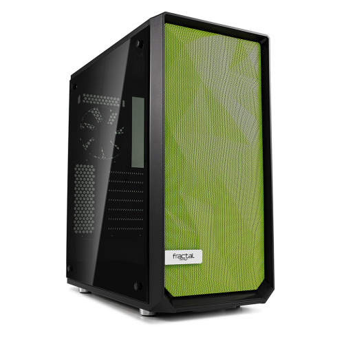 Фото Панель Fractal Design Color Mesh Panel for Meshify C (FD-ACC-MESH-C-FFILT-GN) Green