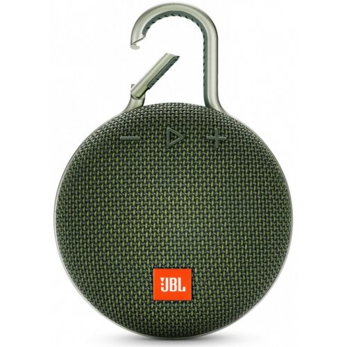 Фото Портативная акустика JBL Clip 3 Green