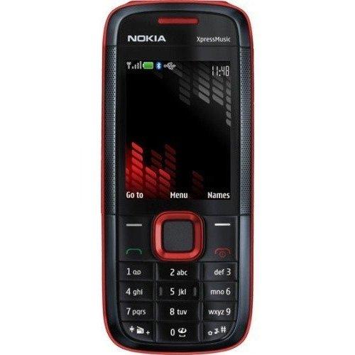 Фото Мобильный телефон Nokia 5130 XpressMusic Game Red
