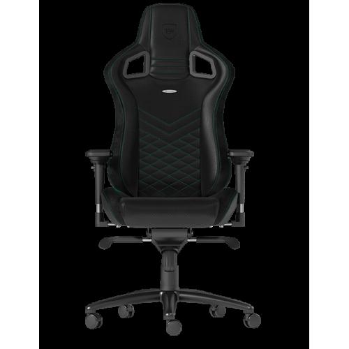 Фото Игровое кресло Noblechairs EPIC Series (GAGC-074) Black/Green