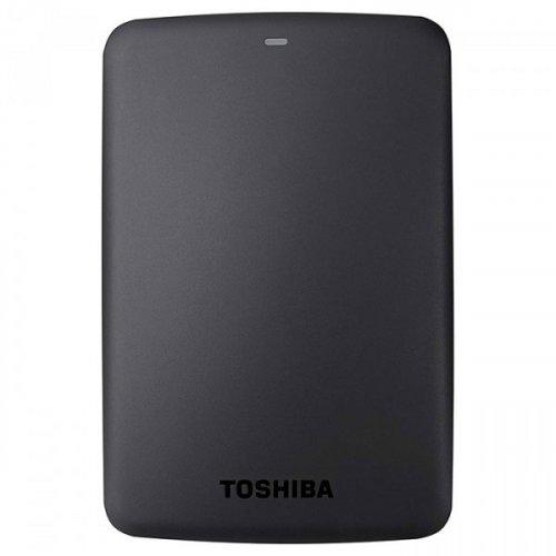 Фото Внешний HDD Toshiba Canvio Basics 3TB (HDTB330EK3CB) Black
