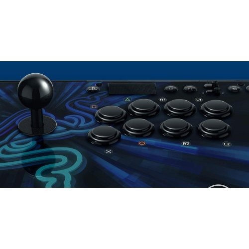 Фото Игровой манипулятор Razer Panthera Evo Arcade Stick for PS4 (RZ06-02720100-R3G1) Black/Blue
