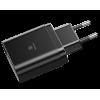 Фото Сетевое зарядное устройство Baseus Wall Charger Mirror Lake Intelligent Digital Display 3.4A 3 USB (CCALL-BH01) Black