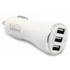 Фото Автомобільний зарядний пристрій Remax Proda YUSS SERIES 3.4A 3 USB PD-C02 White