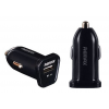 Фото Автомобильное зарядное устройство Remax 2.1 A Single USB RCC101 Black