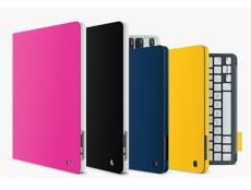 Фото Ярко и надежно - чехол-клавиатура Logitech Keyboard Folio для iPad и iPad mini