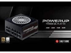 Фото Нова серія блоків живлення Chieftec PowerUp вже у TELEMART.UA