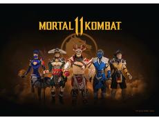 Фото Что подарить фанату Mortal Kombat