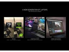 Фото NVIDIA перетворює масові ноутбуки в ігрові центри, з графічними процесорами GeForce RTX 30 на борту