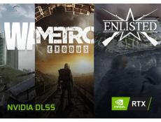 Фото Три популярні гри отримали в оновленні підтримку технології NVIDIA DLSS