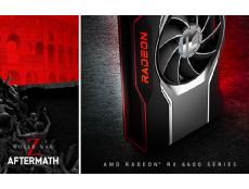 Фото AMD представляє нові моделі відеокарт AMD Radeon ™ RX 6600