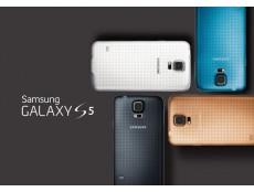 Фото Смартфон Samsung Galaxy S5 представлен официально