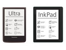 Фото Компанией PocketBook официально представлены электронные книги PocketBook Ultra и PocketBook InkPad