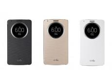 Фото Компания LG анонсировала чехол-обложку QuickCircle для своего нового флагманского смартфона LG G3